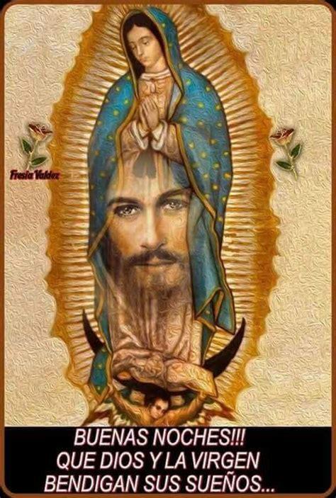 Imagenes De La Virgen De Guadalupe Y Cristo | nuestra madre virgen de guadalupe belleza pinterest