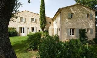 This lovely french villa rental is located in luberon provence and has