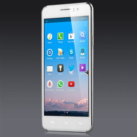 talk phones android best 5 quot android for talk at t t mobile smartphone unlocked 3g gps white