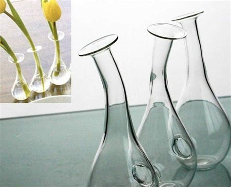 Crafts With Glass Vases by Photo Glass Vase
