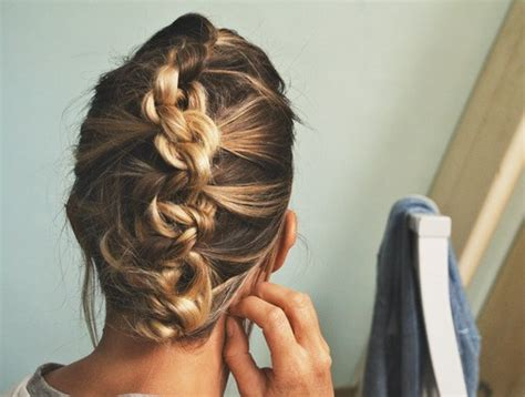 updo hairstyles knotted braid 60 updos for short hair your creative short hair inspiration