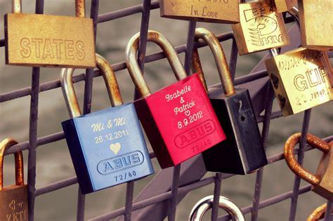 images of love locks the bridge of love finland