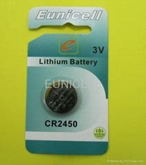 Murah Baterai Lithium 3v Sony Cr2450 Original cr2450 products diytrade china manufacturers suppliers directory