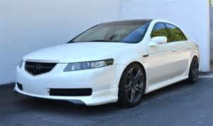Acura Tl A Spec Kit 2004 2006 Acura Tl A Spec Lip Kit Lipkit Ca