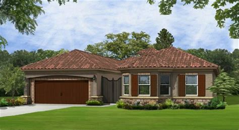palermo model avanti single family home home by ici homes