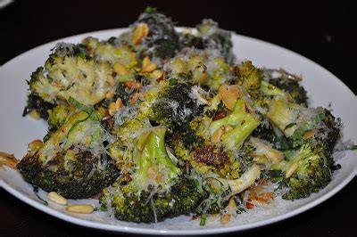 barefoot contessa roasted broccoli slice of rice parmesan roasted broccoli
