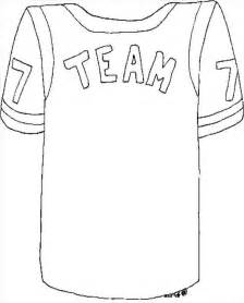 baseball jersey coloring page nfl football jersey coloring pages bulletin boards