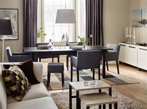Ikea Dining Rooms by Fine Dining In The Comfort Of Your Home Ikea