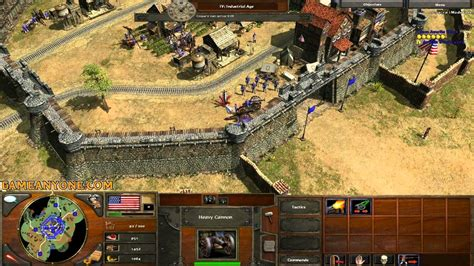age of empires 3 africa maps let s play age of empires 3 act 3 scenario 2 hold
