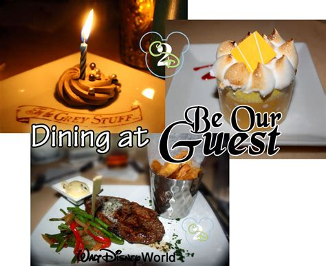 Disney Be Our Guest Sweepstakes - be our guest restaurant at walt disney world