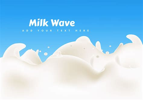milk design eps milk wave design vector download free vector art stock