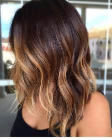 color streaks in hair best 25 hair highlights ideas on caramel