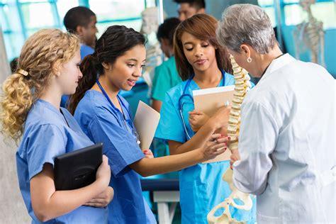programs offer academic progression  nurses