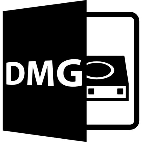 format file dmg dmg open file format icons free download