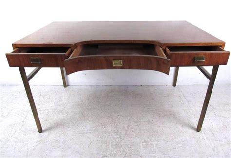 Vintage Drexel Desk by Vintage Caign Style Desk By Drexel For Sale At 1stdibs