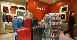 samsonite pulls luggage after carcinogen reports ny