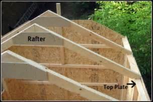Roof Building Plans shed truss roof design plans building plans 20 215 20 shed plandlbuild