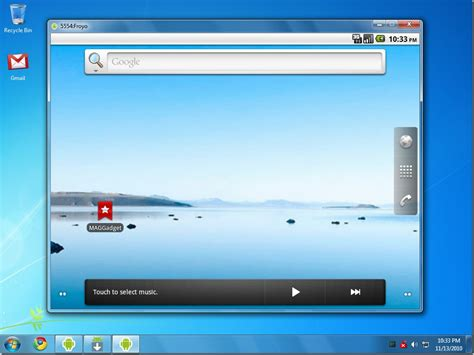 android for pc install android froyo on pc