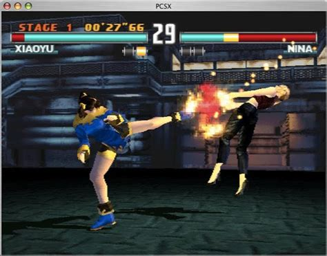 tekken 3 apk for android tekken 3 android emulator rom load u