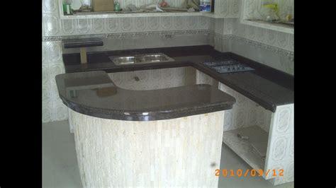 marmoles  granitos medina topes de cocina youtube
