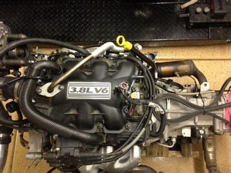 Jeep Engine For Sale Purchase 2010 Jeep Wrangler 3 8l Engine With A Vortech