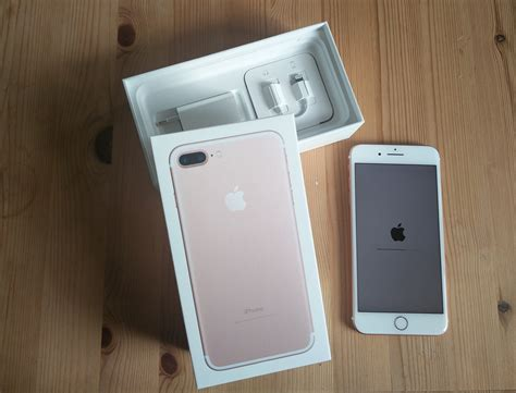 apple iphone 7 und 7 plus live test plus modell eingetroffen test kann beginnen