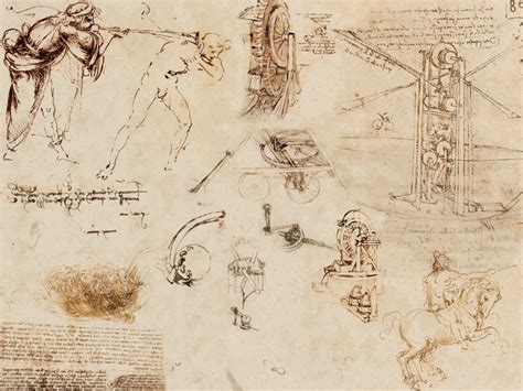 leonardo da vinci biographical notes developing your visual awareness visual thinking magic