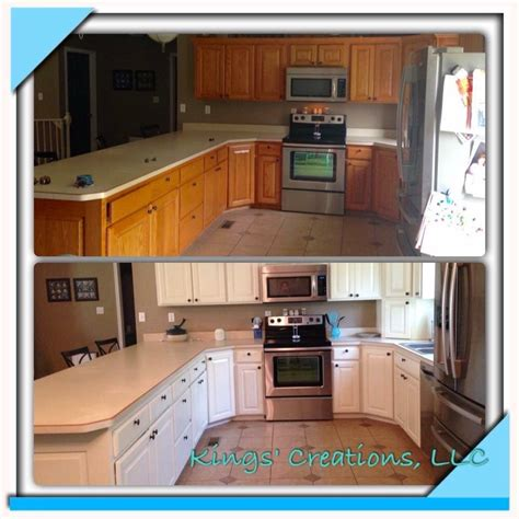 on the v side kitchen before after painted kitchen general finishes milk paint kitchen makeover antique
