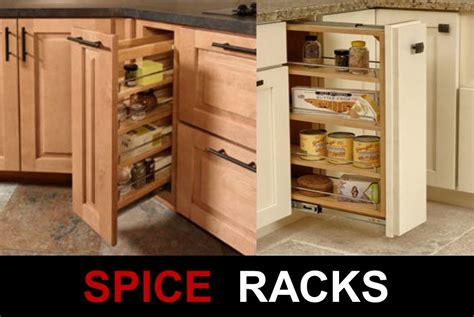 kitchen cabinet pull out spice rack kitchen cabinet slide out shelves kitchen pull out
