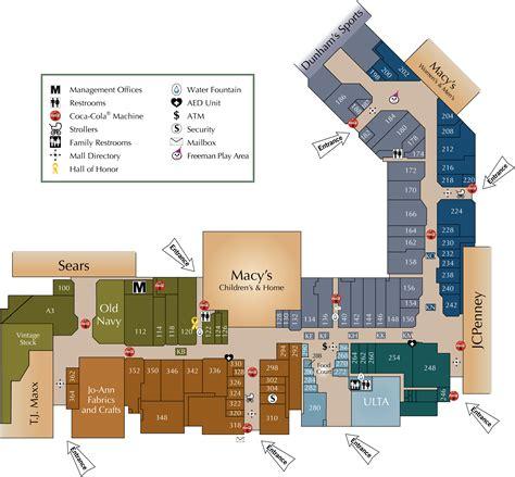 layout of mall of louisiana mall directory northpark mall