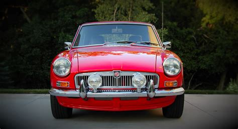 Mgb Valance mgb mgc anti lift front valance frontline developments