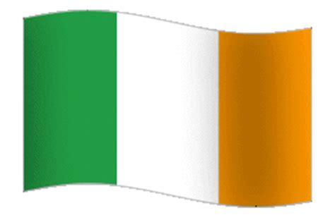 animated ireland flags irish clipart