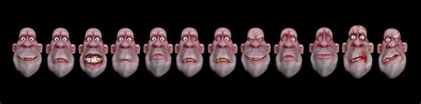 zbrush layers tutorial creating facial shapes using layers in zbrush
