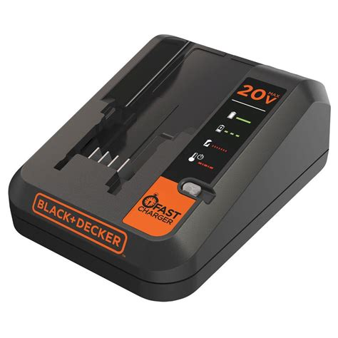 black decker 20 volt lithium ion battery charger bdcac202b