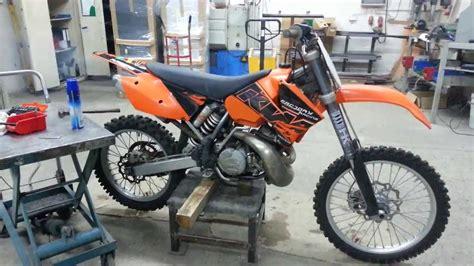Ktm 380 Exc For Sale Ktm 380 Sx 2001