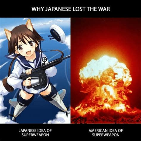 why japanese why japan lost the war animemes
