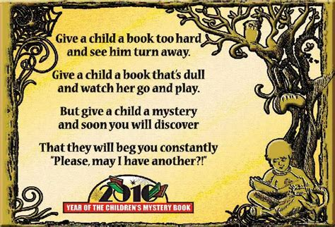 picture book mysteries mysteries and my musings year of the children s mystery book