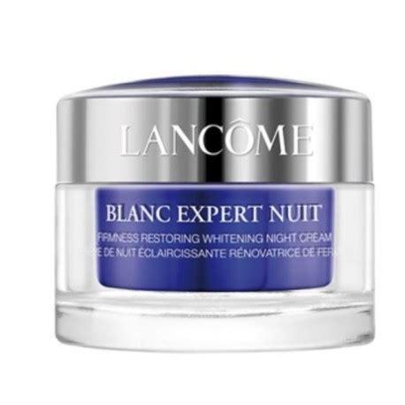 Krim Lancome lancome blanc expert nuit firmness restoring whitening
