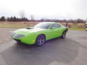 2015 dodge challenger quot custom daytona superbird quot r t plus
