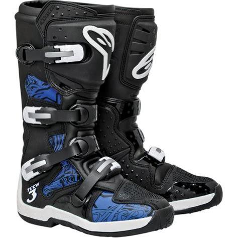 motocross boots size 9 alpinestars tech 3 s motocross motorcycle boots