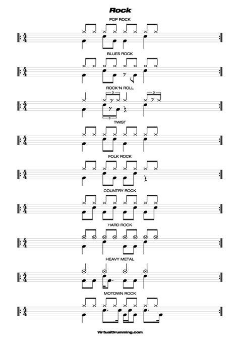 drum rhythm tutorial ritmos de bater 237 a rock clases de bater 237 a para principiantes
