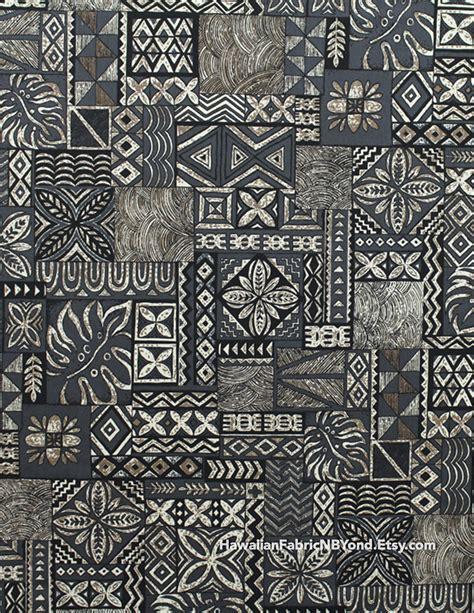 hawaiian pattern fabric fabric traditional hawaiian print fabric tapa and quilt