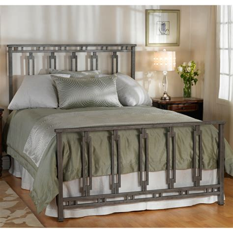 iron bed by wesley allen humble abode