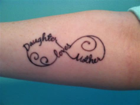 tattoos for mothers and daughters matching tattoos