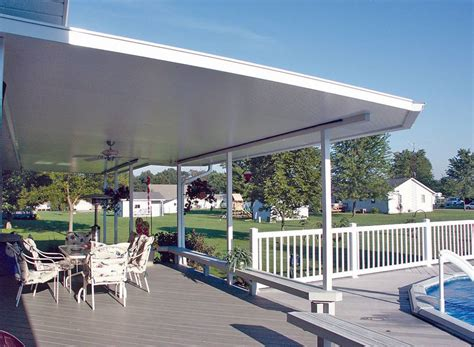 Aluminum Patio Covers Lowes aluminum patio cover kits