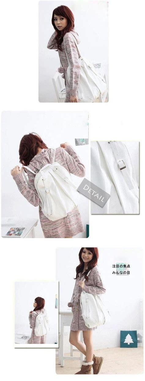 Handbag Fashion Korea 885 hotsale korean style s pu leather backpack shoulders colorful handbag q914 ebay
