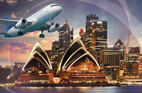 52 sydney australia promo with airfare more