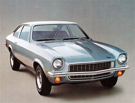 automotive chevrolet vega history with production numbers