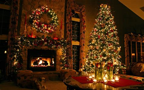 Christmas Evening Wallpaper | christmas eve wallpapers wallpaper cave