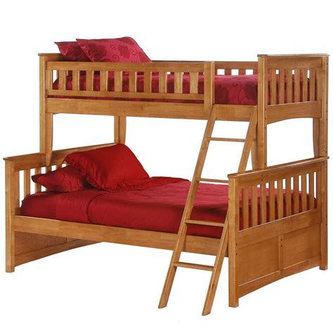 twin over full bed ginger twin over full bunk bed in bunk beds